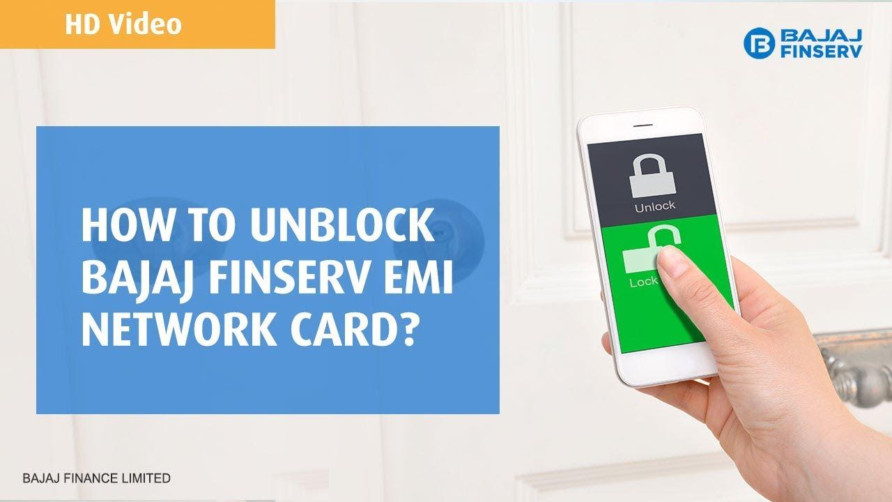 Bajaj Finserv EMI Network - Your Own Store For Easy Shopping