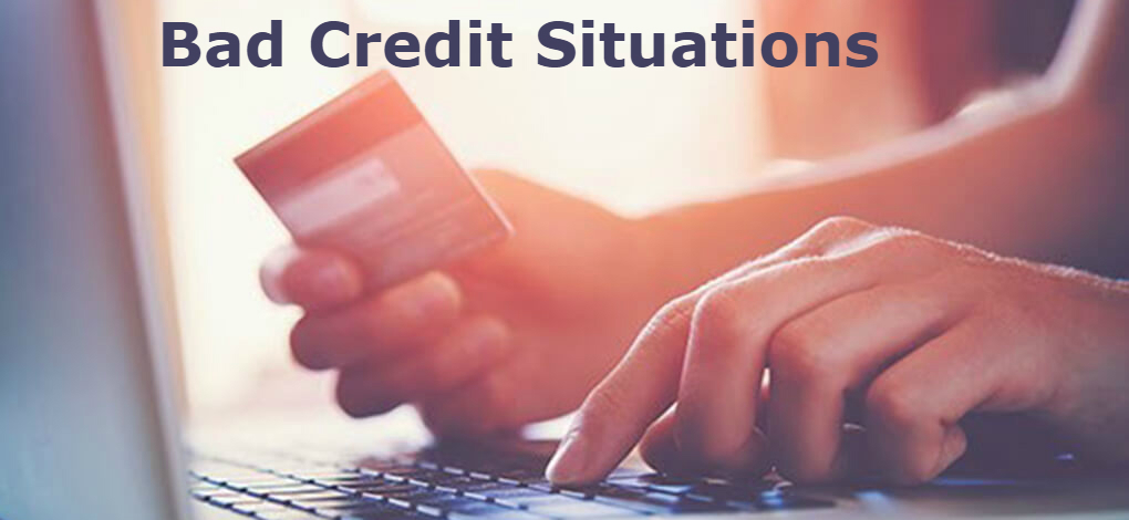 Bad Credit Situations When You Need Option Other than Banks